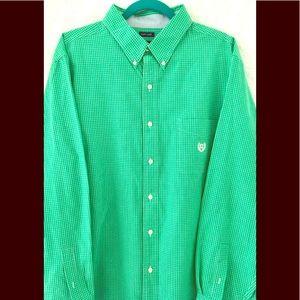 ⚡️Buy 3 for $25⚡️⬇️$25 Chaps Men's Green Shirt